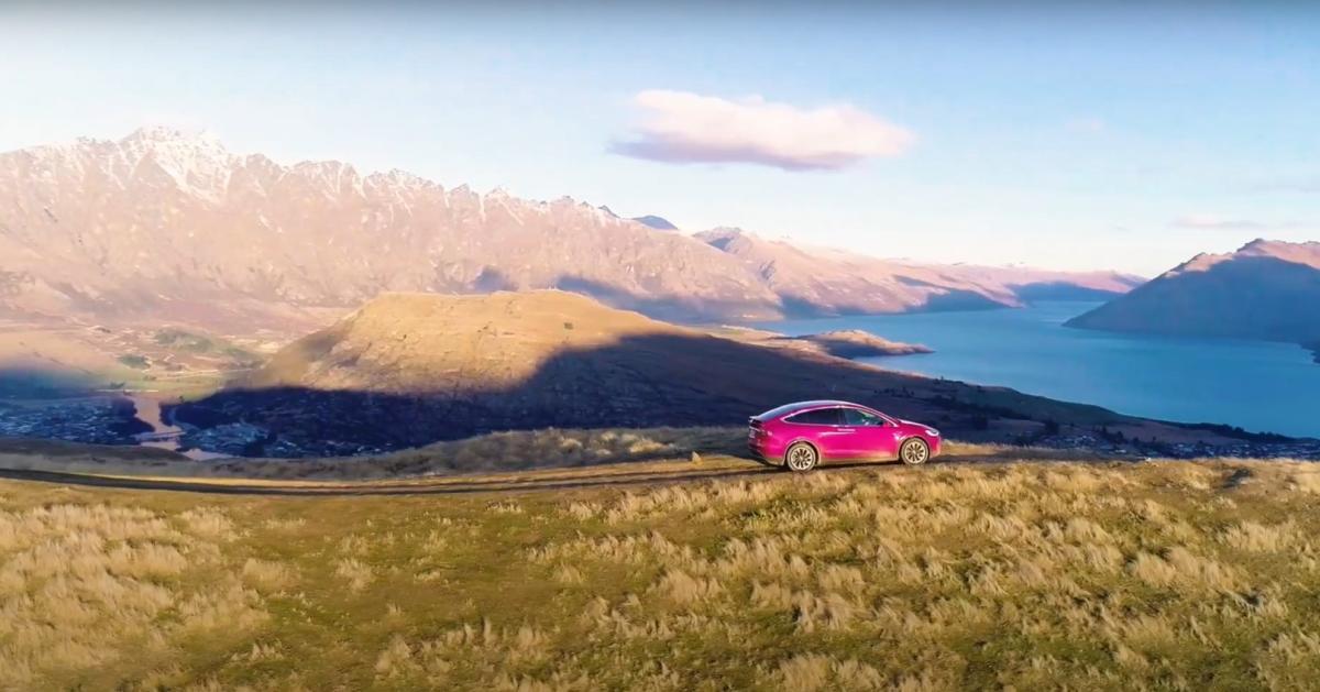 Nomad Safaris Tesla
