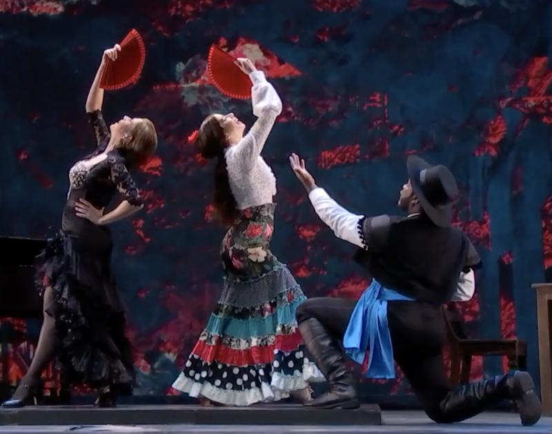 Suite Española - Houston Grand Opera
