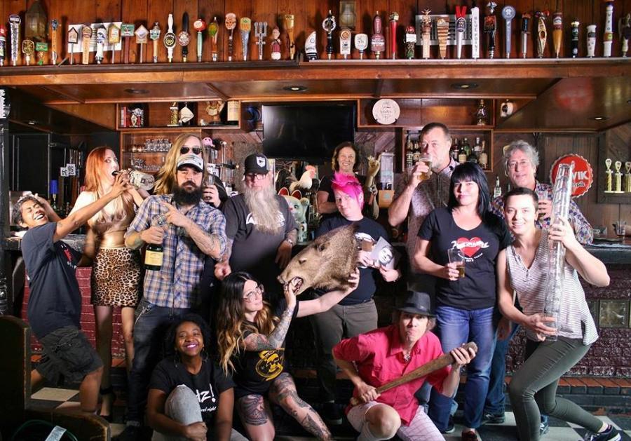 Rudyard´s British Pub - Montrose, Houston