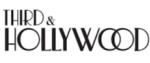 Third & hollywood logo