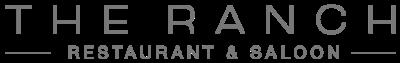 THE RANCH Restaurant Logo