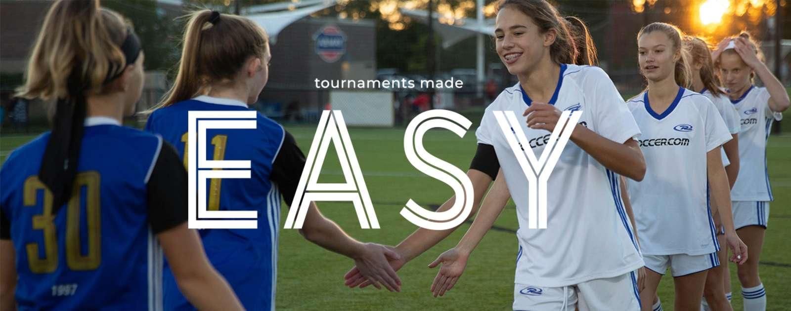 sports tournament easy