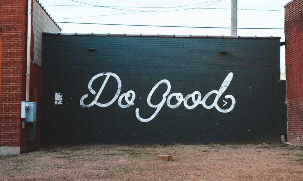 Do Good Mural