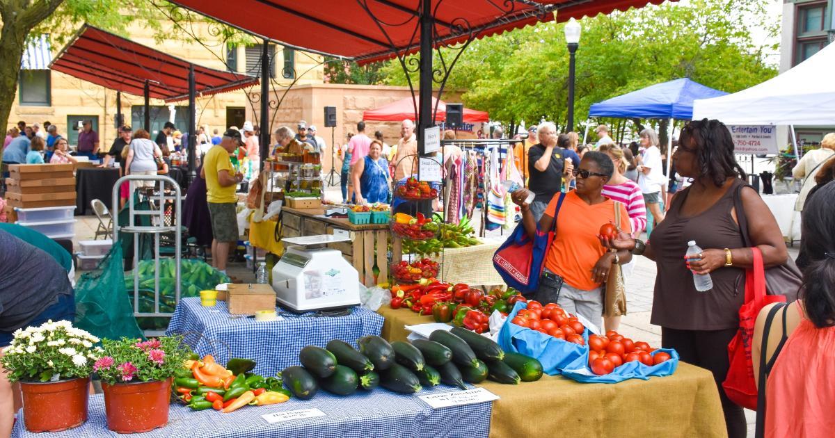 YLNI Summer Farmers Market