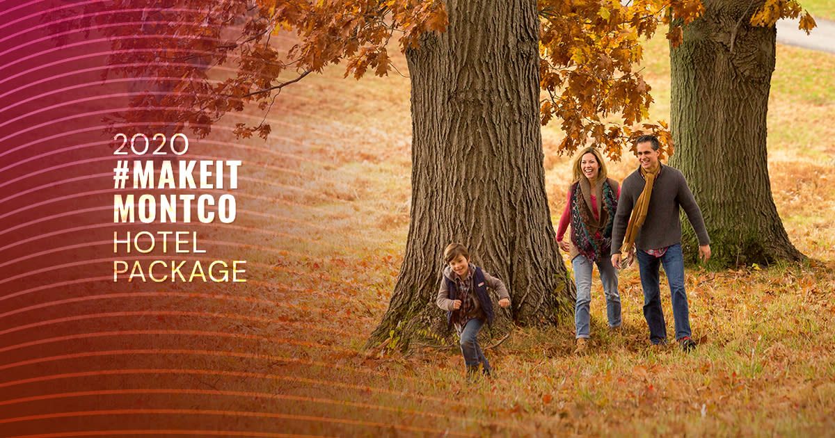 fall montco hotel package 2020