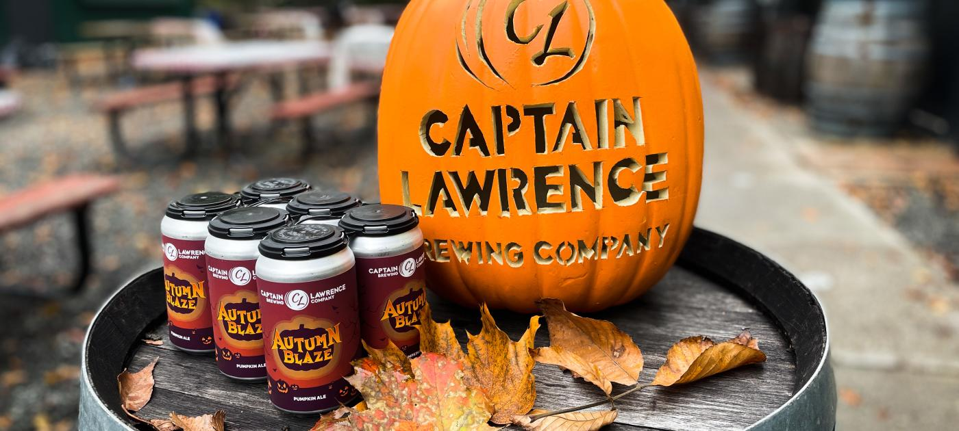 Pumpkin Captain Lawrence