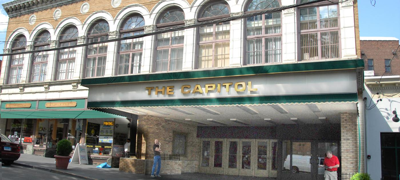 The Capitol in Port Chester