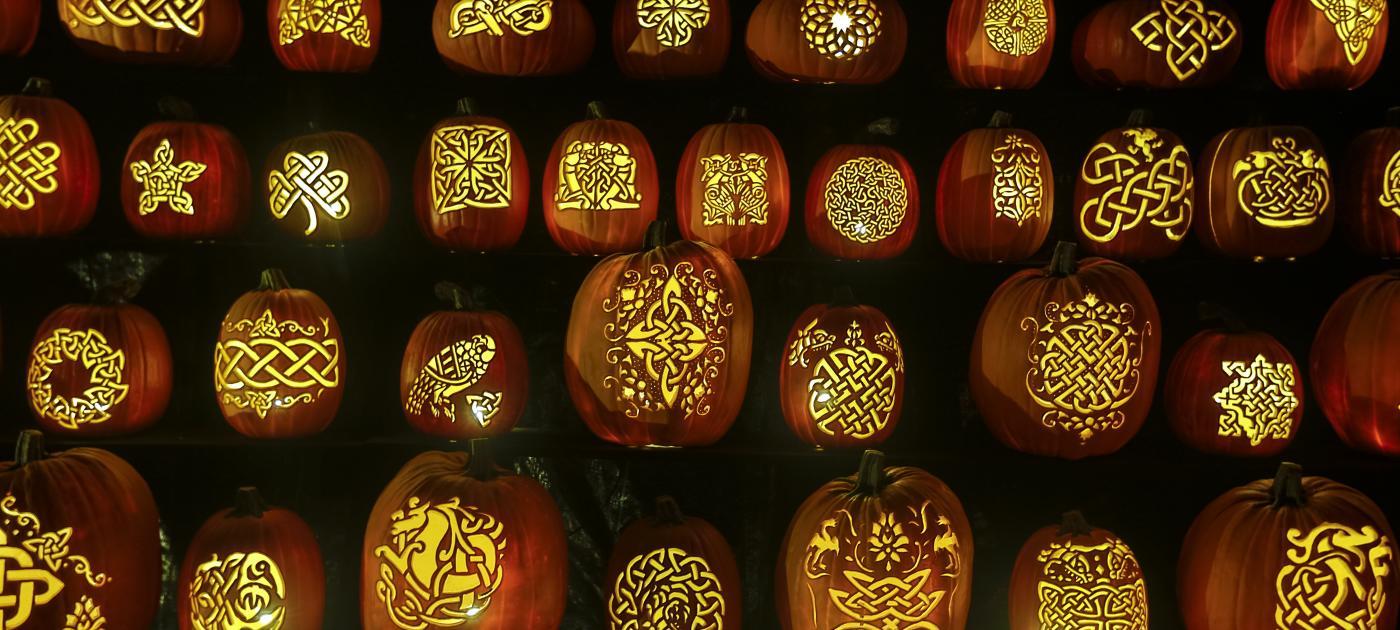 Blaze Pumpkins