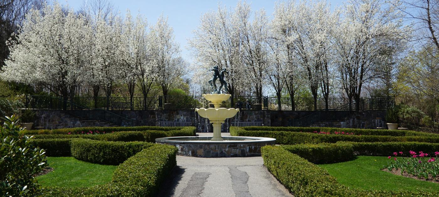 Lasdon Fountain Spring