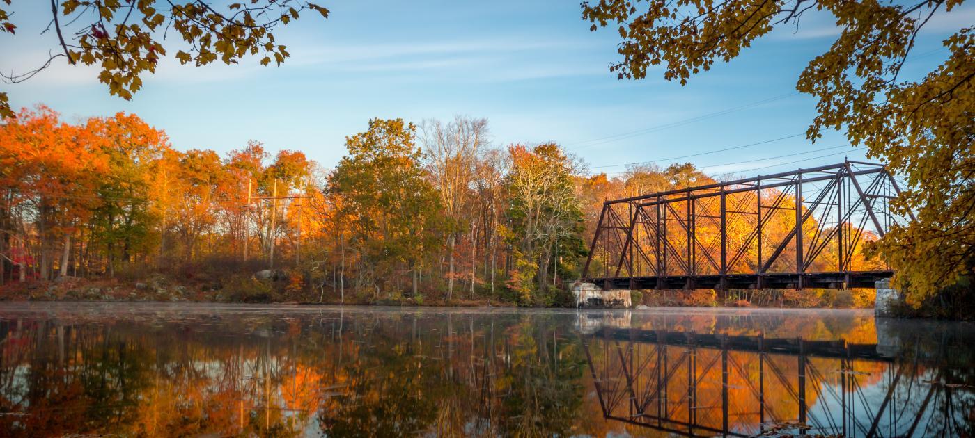 Golden's Bridge Fall