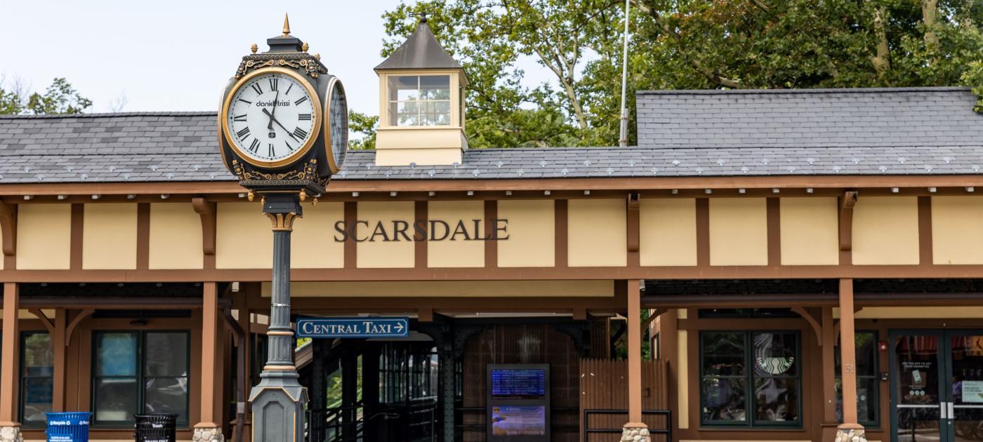 Scarsdale Station