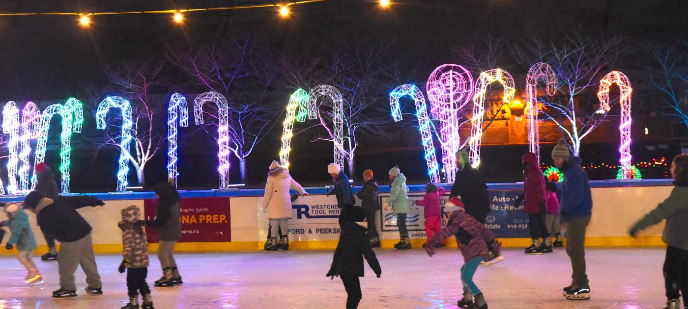 Winter Wonderland Ice Skating