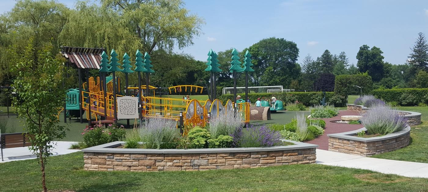 Crawford Park Rye Brook