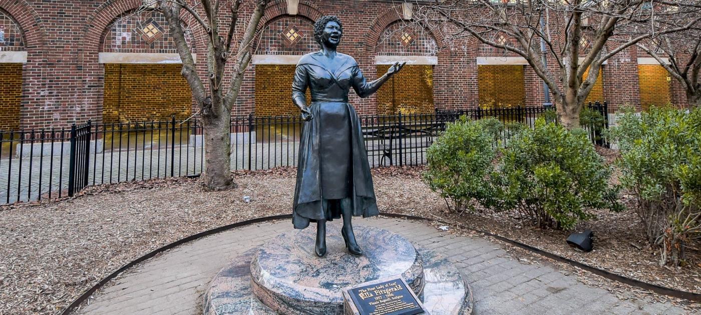 Ella Fitzgerald Yonkers