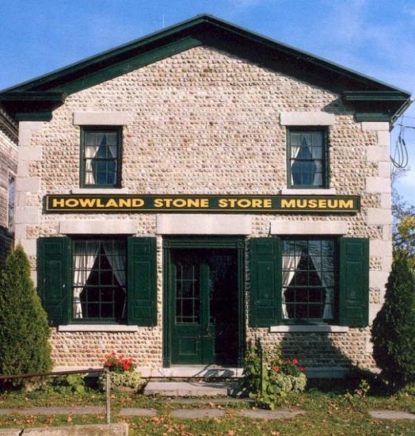 Howland Stone Store Museum 2