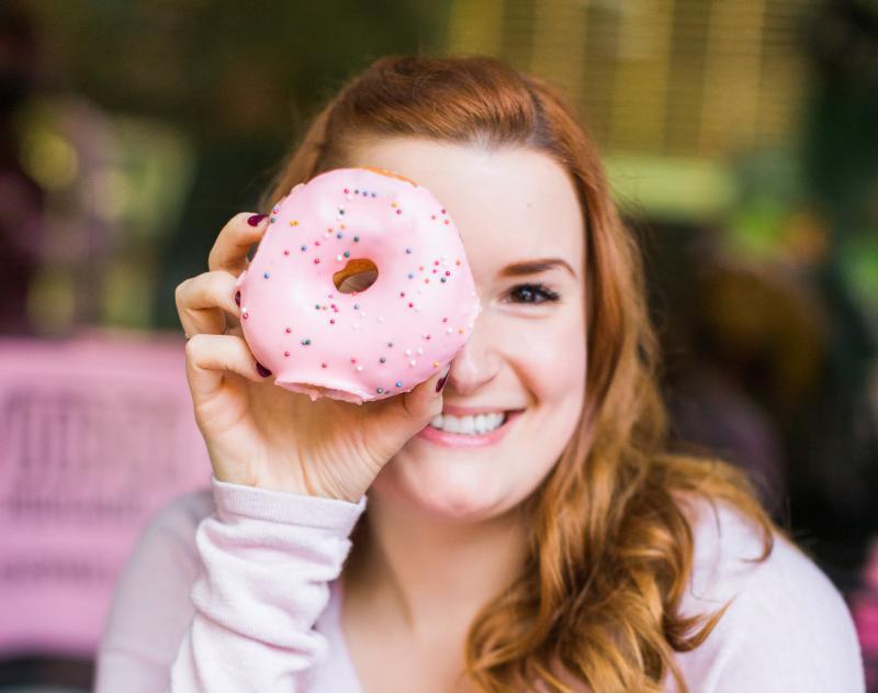 VooDoo Donuts courtesy of Travel Oregon