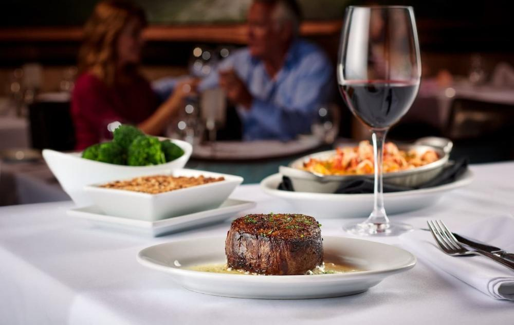 Ruth's Chris Steak and Sides