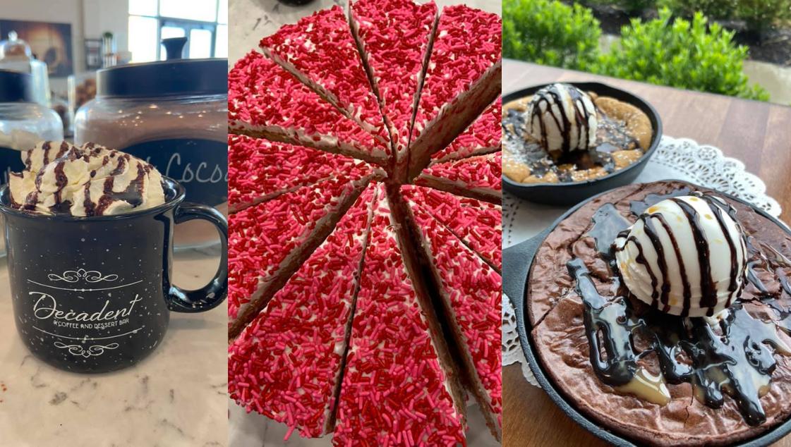 Decadent Dessert Blog