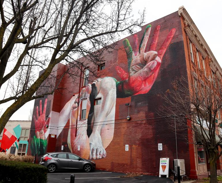 South Wedge Murals