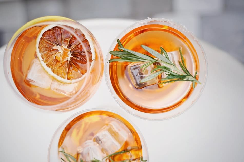 SLOCAL Crafted cocktails at home