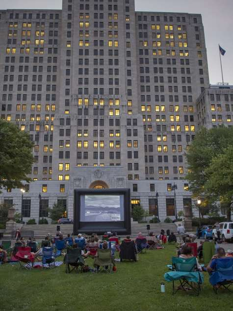Where To Watch Free Movies This Summer in Albany