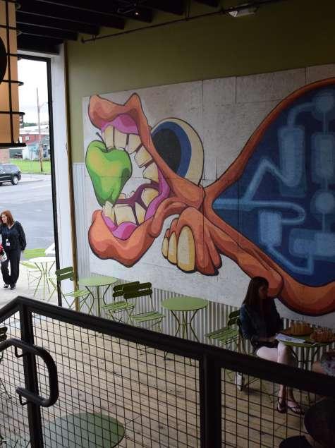 5 Spots to Sip & Savor Murals in Albany