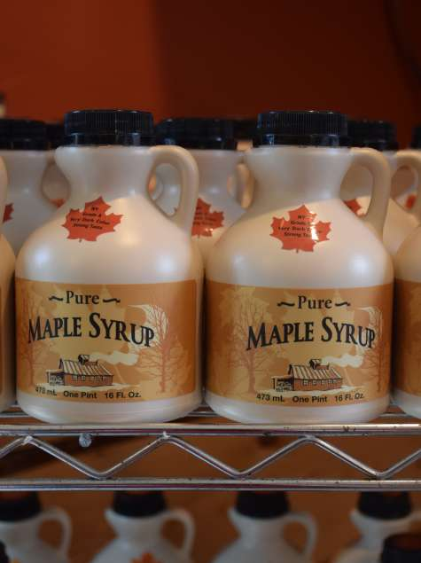 Celebrate Maple Season in Upstate New York