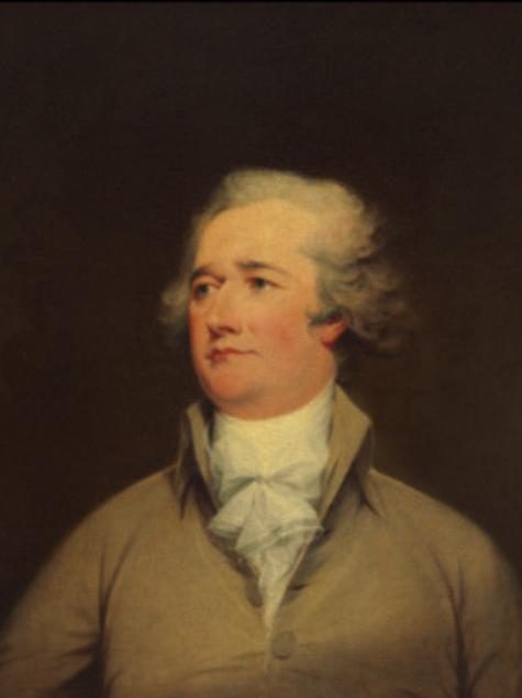 Alexander Hamilton Famous Faces