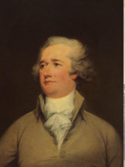 Famous Faces: Alexander Hamilton