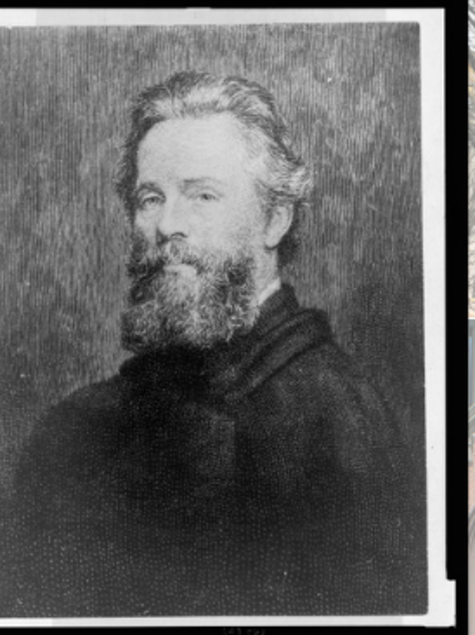 Famous Faces: Herman Melville Itinerary