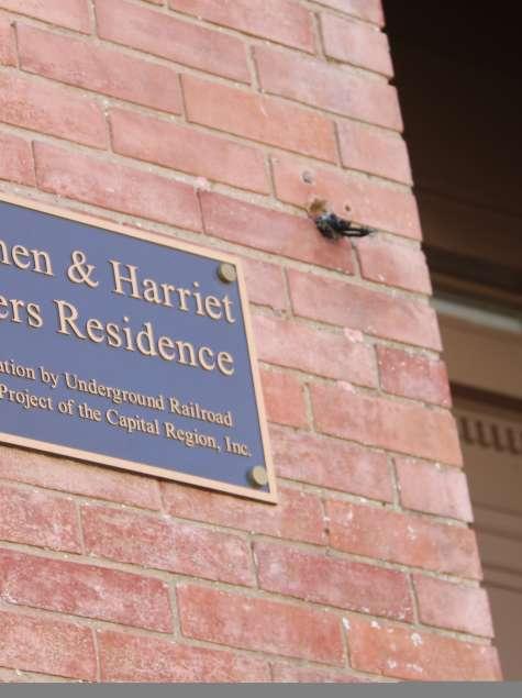 Myers Residence Underground Railroad Education Center