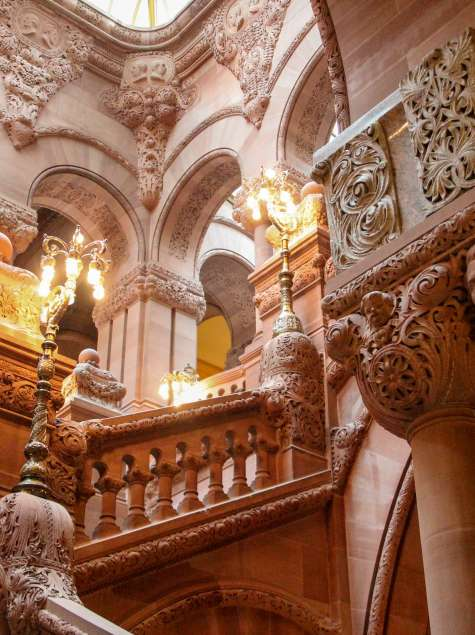 Million Dollar Staircase