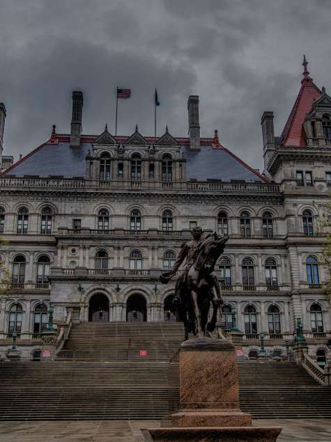 7 Ways to Discover Albany's Spooky Side & Haunted Past