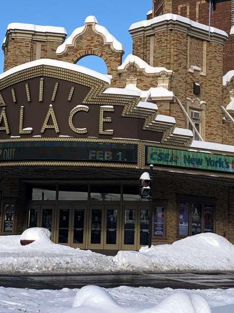 Palace Theater winter