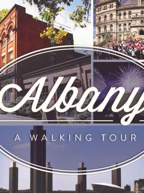 Walking Tour Brochure cover