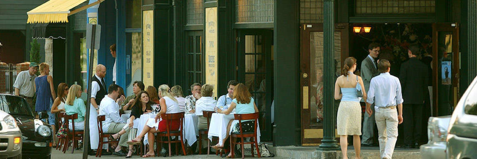 Downtown Restaurants In Lexington Ky Horse Capital Of The