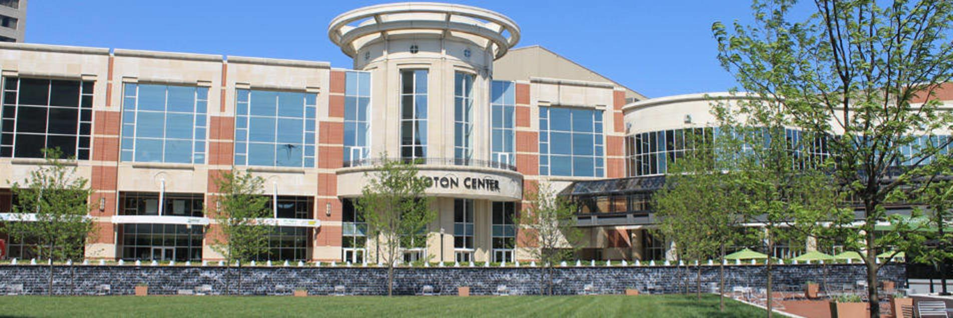 Lexington Center - Banner