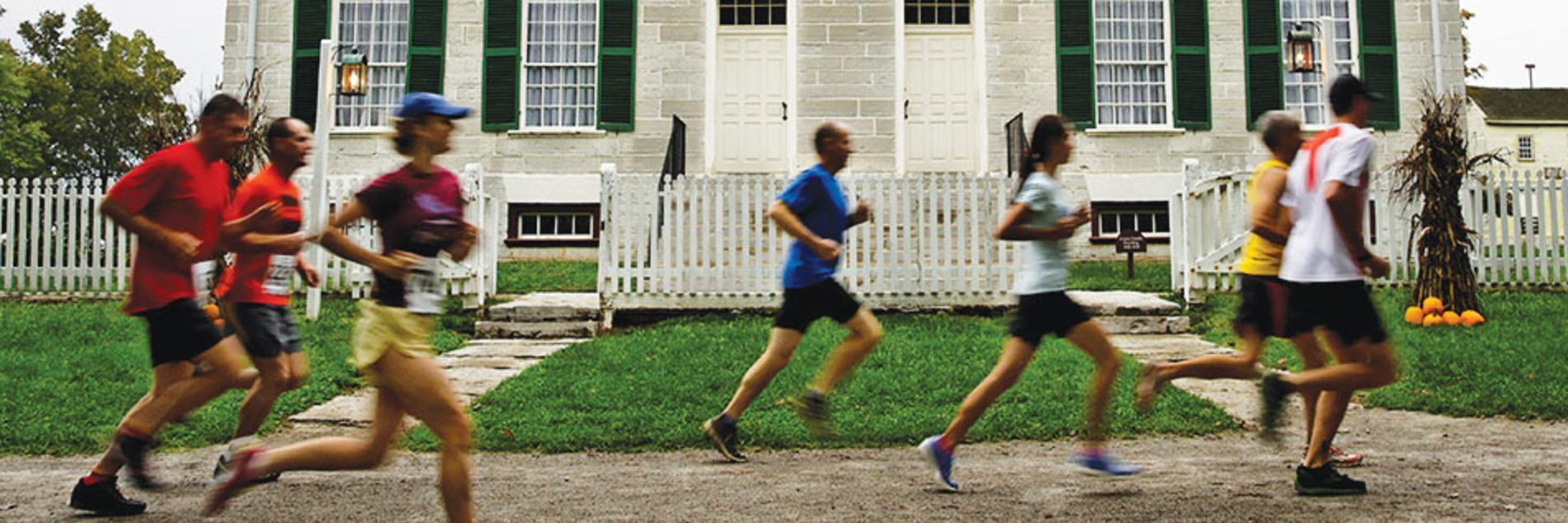 Unpleasant Run at Shaker Village