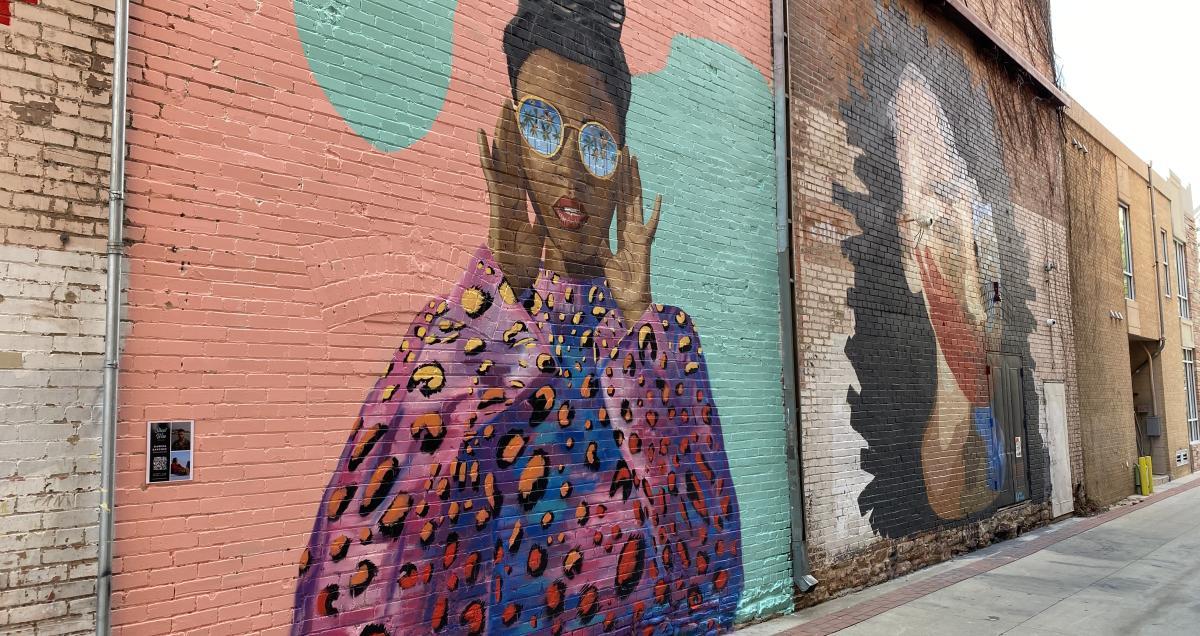 Street Wise Murals in Boulder