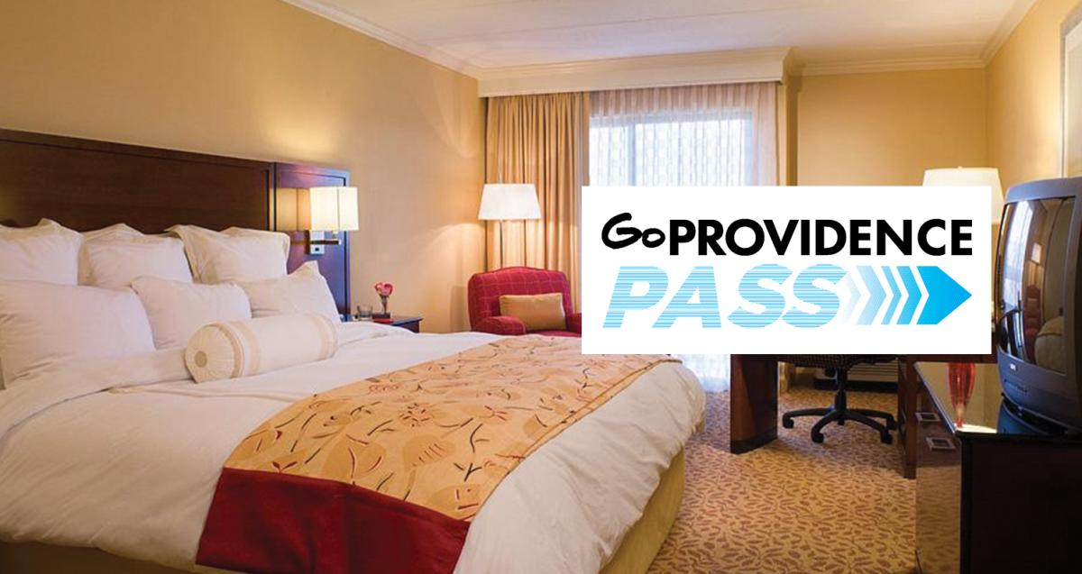 Marriott Hotel Room GoProvidence Pass
