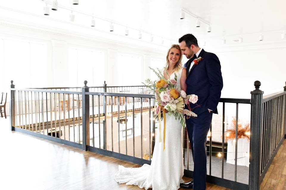 The Branch Pop Up Wedding