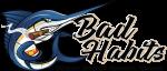 Bad Habits Sport Fishing logo