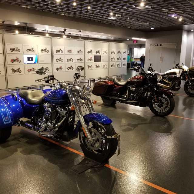 Harley Lineup