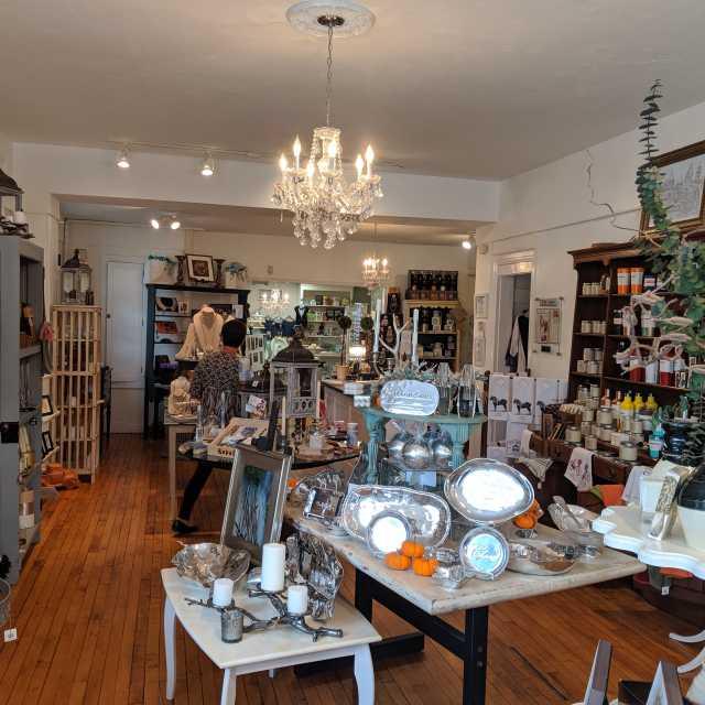 Kaletta\'s Store Interior