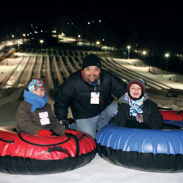 Roundtop Mountain Resort - Snow Tubing