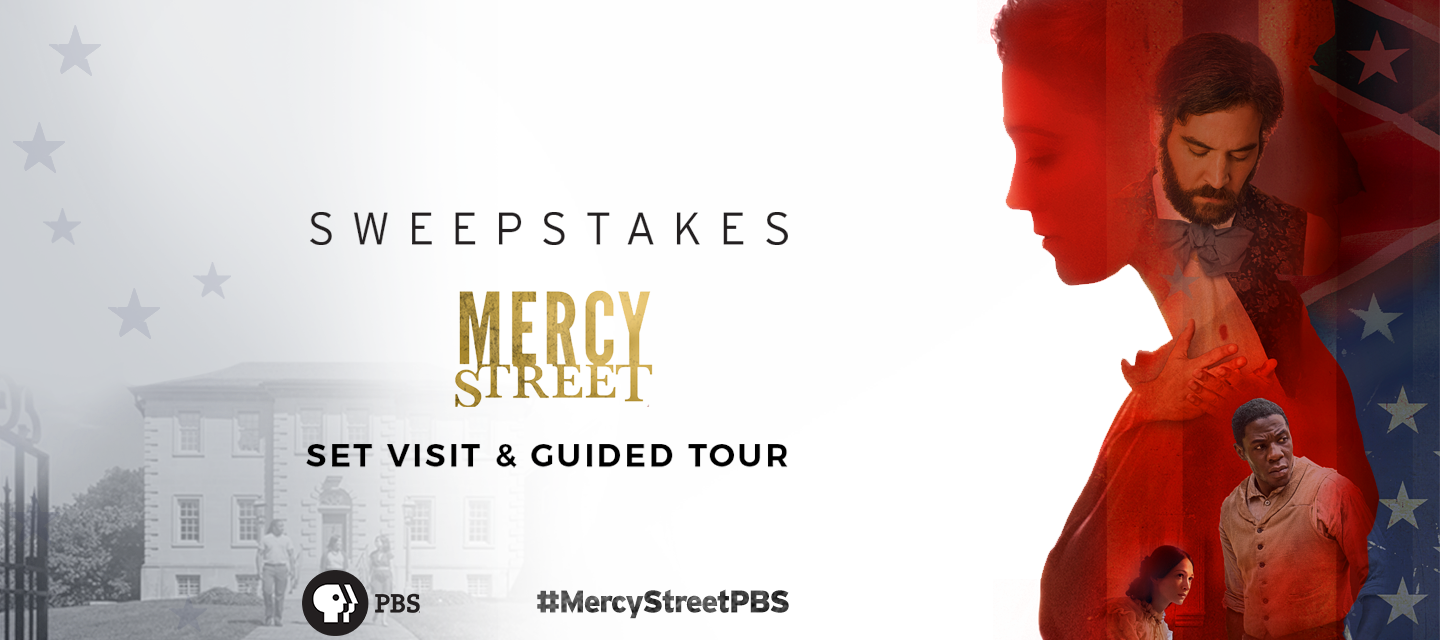 Mercy Street Sweepstakes