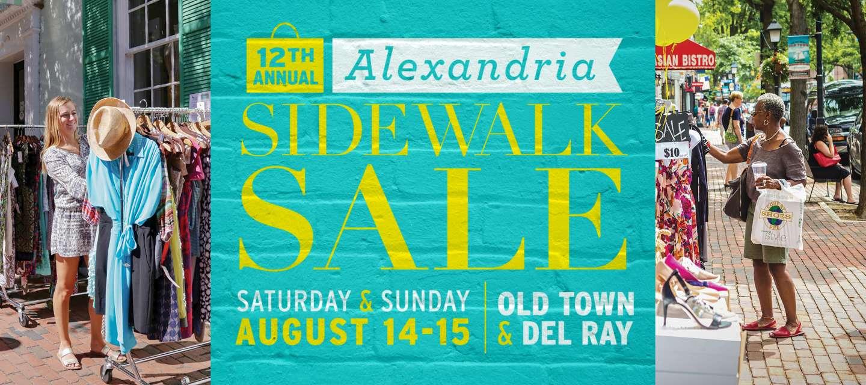 Sidewalk Sale Header 2021