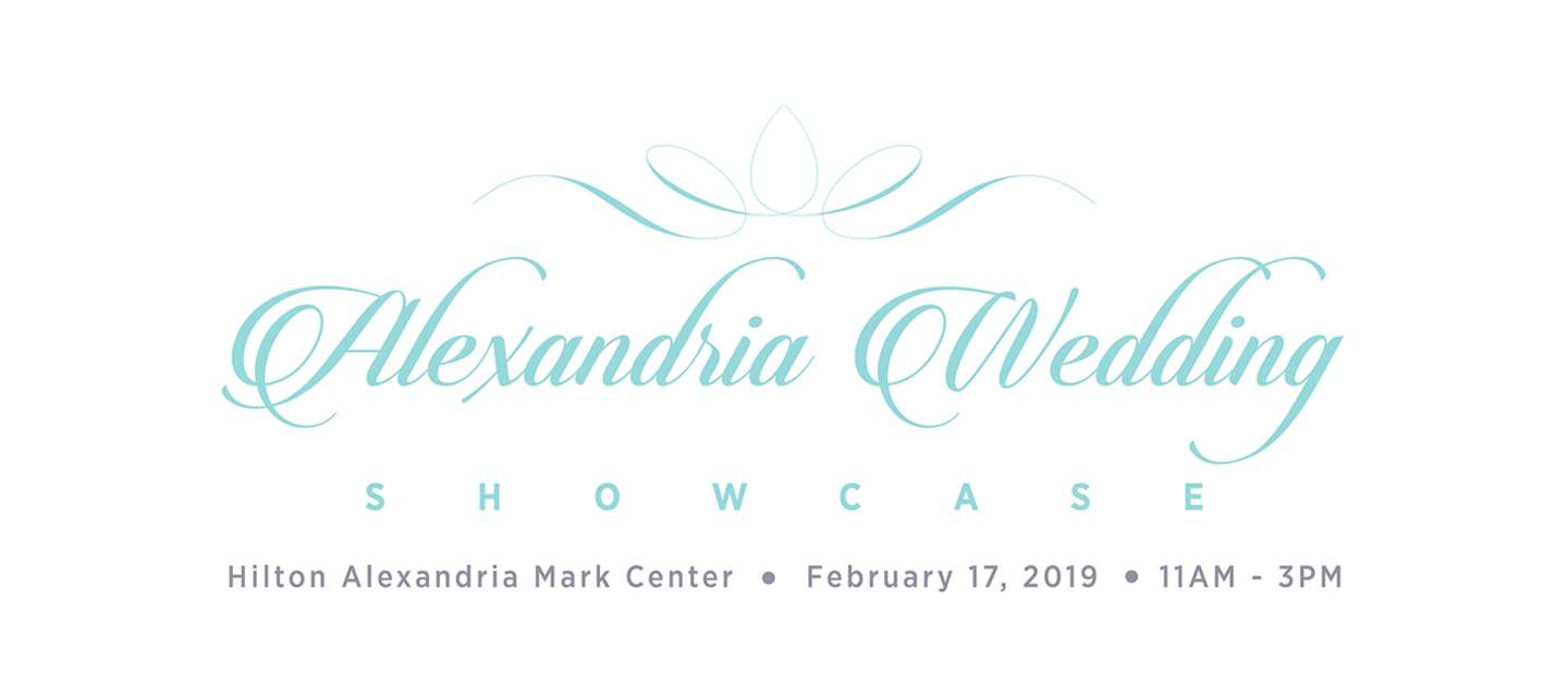 2019 Alexandria Wedding Showcase Header