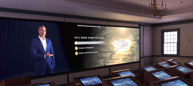 Chirs Jackson Presentation at George Washington Mount Vernon