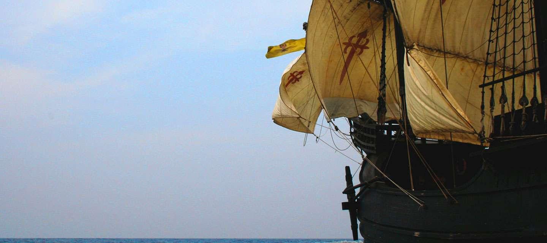 El galeon sails
